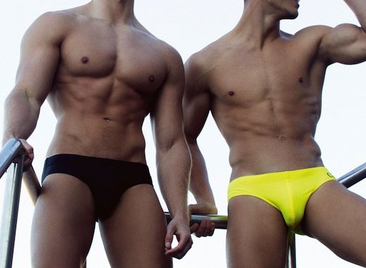 Two Hot Speedo Guys