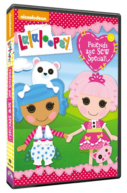 Giveaway Nickelodeons Lalaloopsy Friends Are Sew