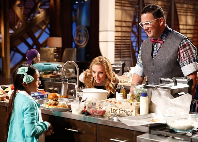 Masterchef Junior - New Kids on the Chopping Block