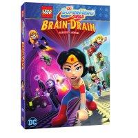 LEGO DC Super Hero Girls: Brain Drain: Own It On DVD