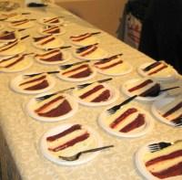 The Cheesecake Factory restaurant, red velvet cheesecake ...