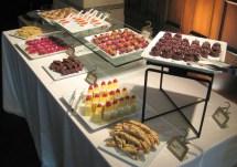 Side Of Pastry Buffet Scarpetta Brunch