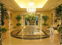 Lobby Of Four Seasons Hotel Los Angeles Beverly