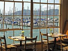 Dining Room at Greens, San Francisco, CA