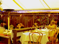 Dining Room at Isa, San Francisco, CA