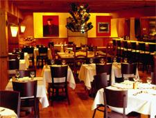 Dining Room at Piperade, San Francisco, CA