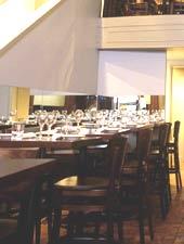 Dining Room at Andalu, San Francisco, CA