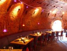 Dining Room at The Melting Pot, Larkspur, CA