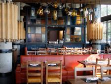 Dining Room at Bocanova, Oakland, CA