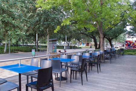 best outdoor dining restaurants houston