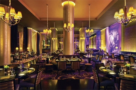 Chef Shawn McClain delivers contemporary American cuisine at Sage in Las Vegas