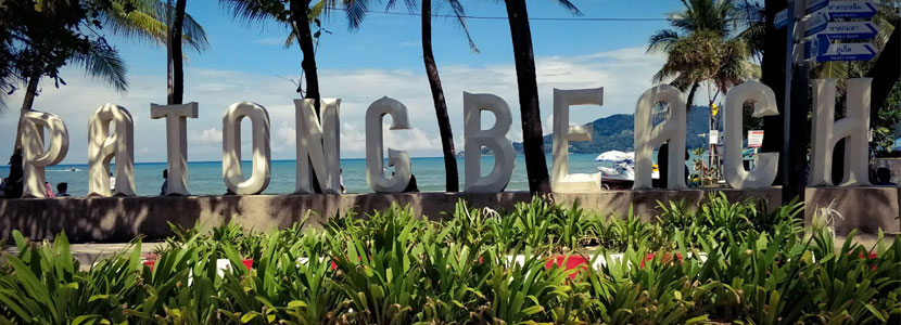 Patong Gay beach