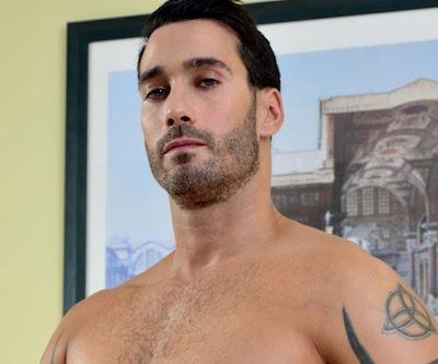 gay porn star Alexy Tyler
