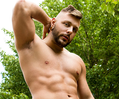 gay porn star Mateo Sanchez