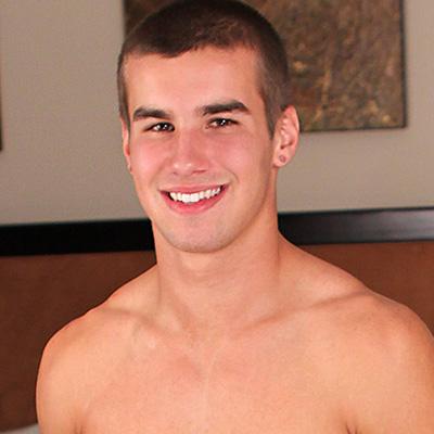 Gay porn star Stu at Sean Cody