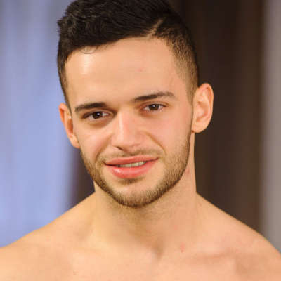 Handsome straight muscle man Boda Nurak in gay porn