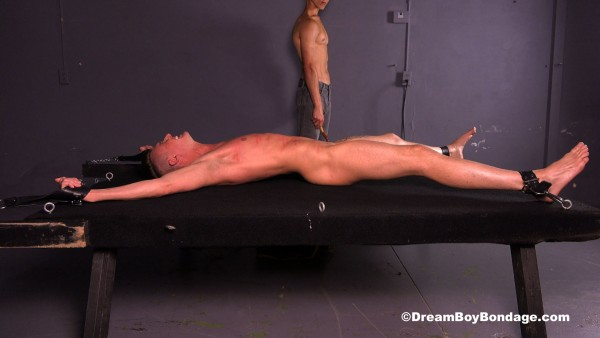 bdsm torture electrified video