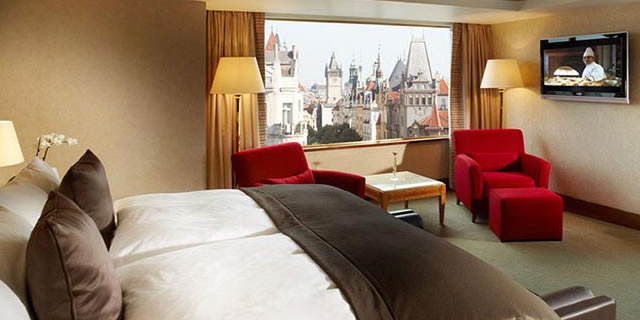 Prague Intercontinental Hotel