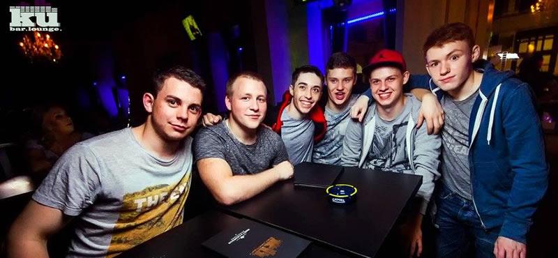 Ku gay Bar Prague