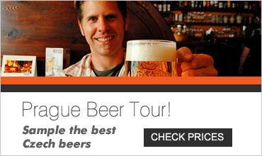 Prague Beer Tour