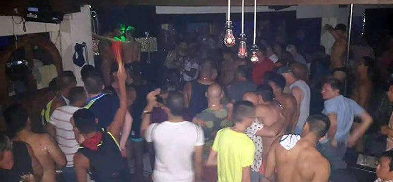 Anthropology gay bar Puerto Vallarta
