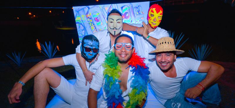 Gay New Years Eve - Puerto Vallarta