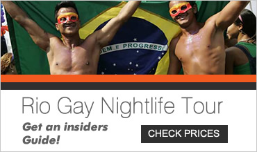 Rio Gay Nightlife Tour