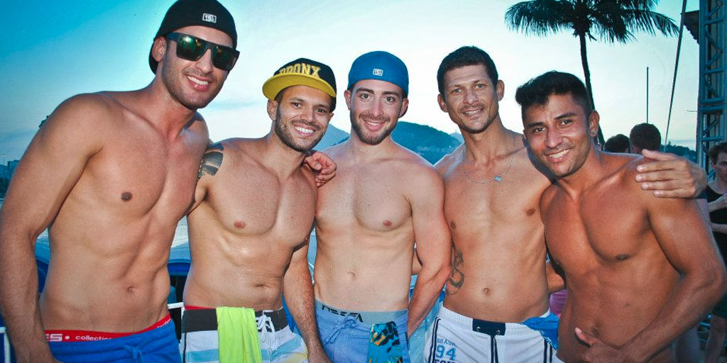 Rio Gay Pool Party