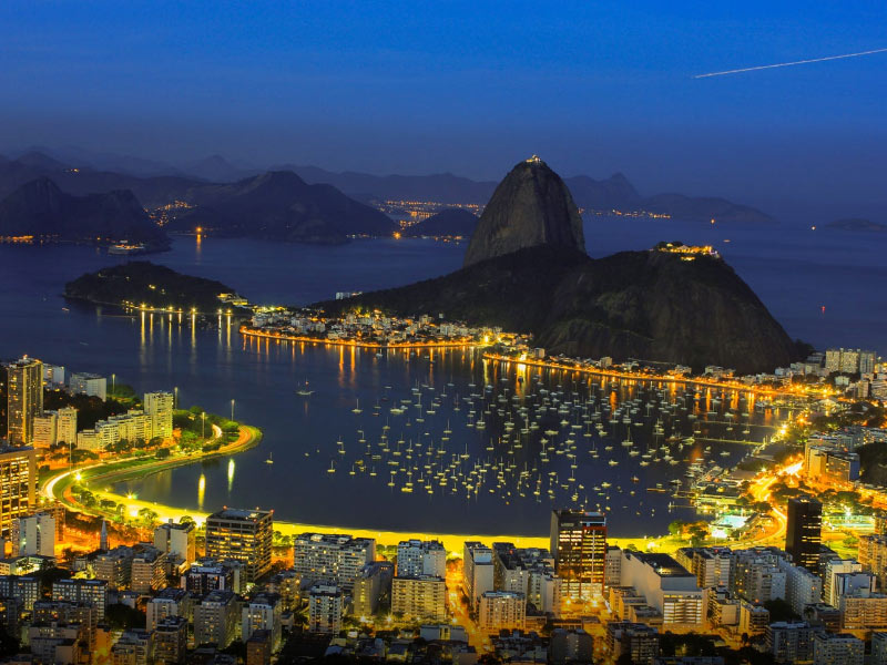 Gay Rio at Night