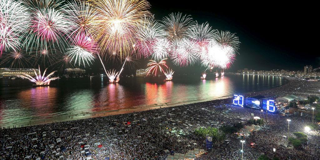Rio New Years Eve - Reveillon Rio