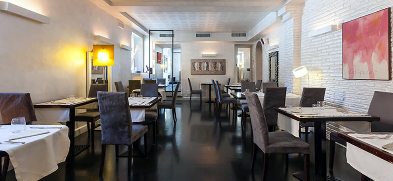 Antico Arco, Rome Restaurant