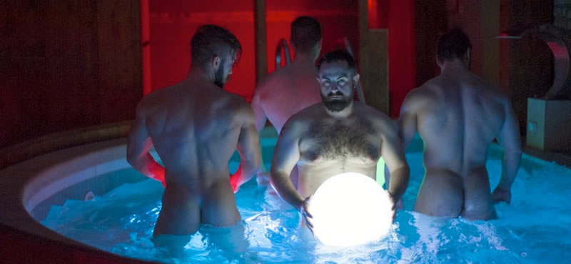 from Emery gay bars saunas rome