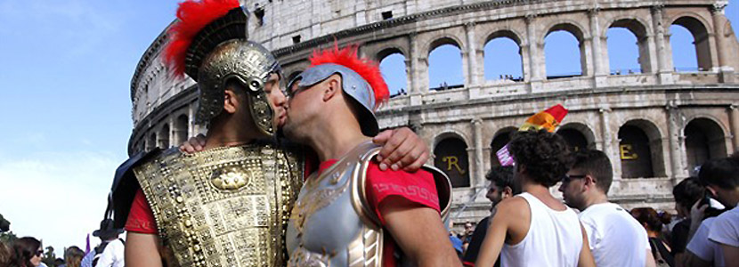 Gay Rome Guide