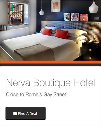 Hotel Nerva Rome