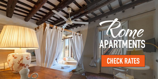Rome Apartment Deals