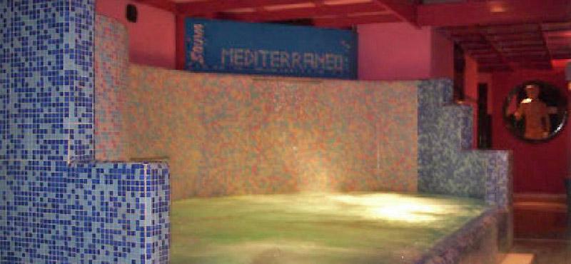 Sauna Mediterraneo