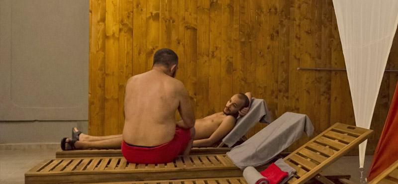 Spartacus Bear Sauna Rome