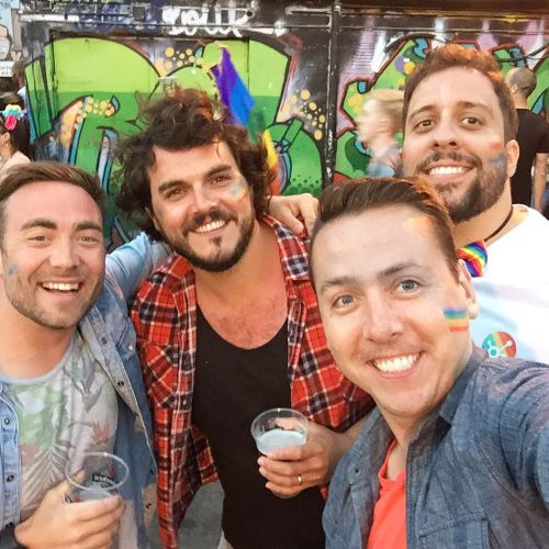Dublin Friends