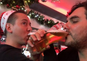 12 Pubs of Christmas Drinks
