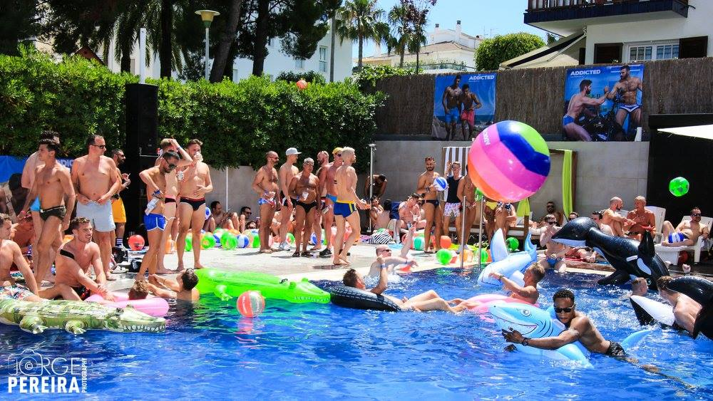 from Zachary gay pool orgy
