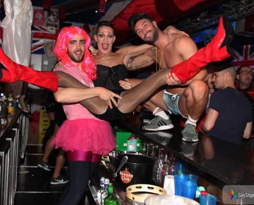 Sitges Carnival 2018