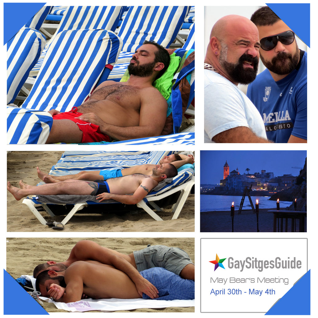 Bears Week Sitges - May 2014