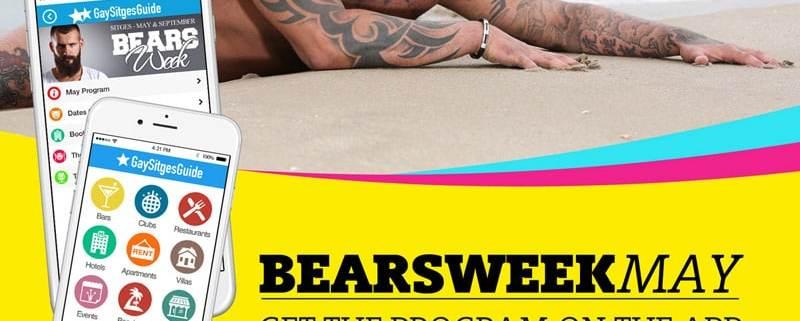 Bears Week Sitges APP