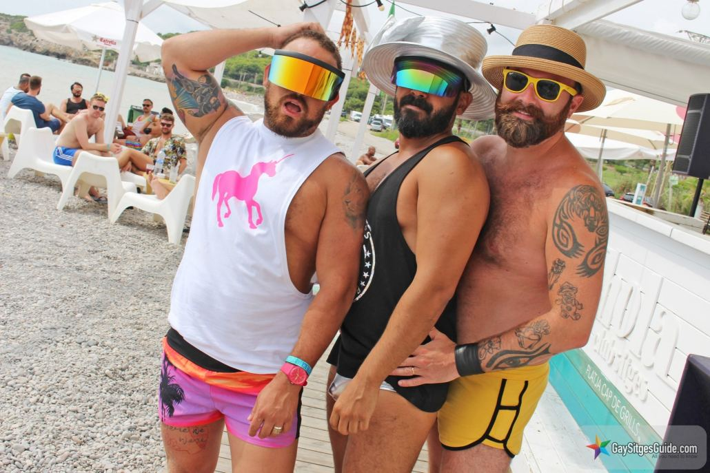 Gay Beach Party