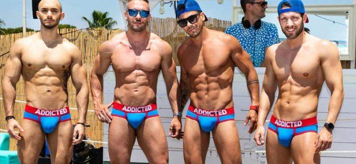 Gay Beach party