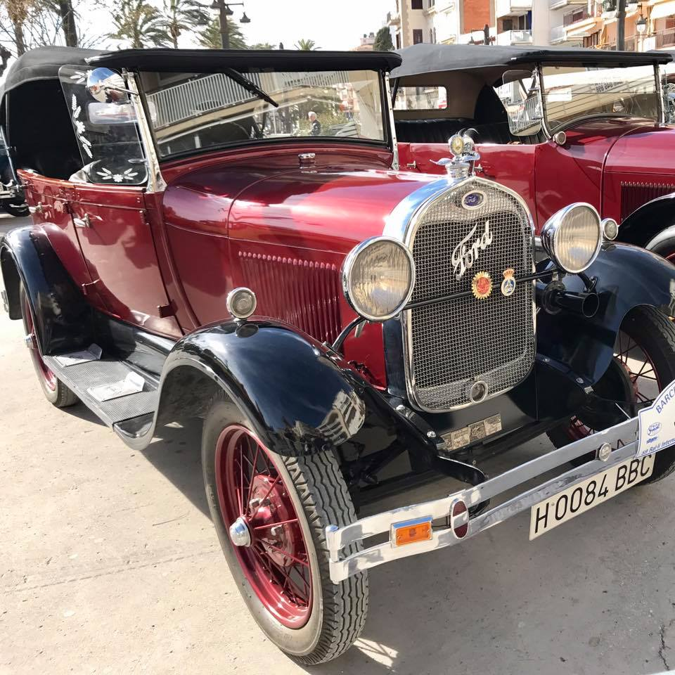 Sitges Car Rally 2018