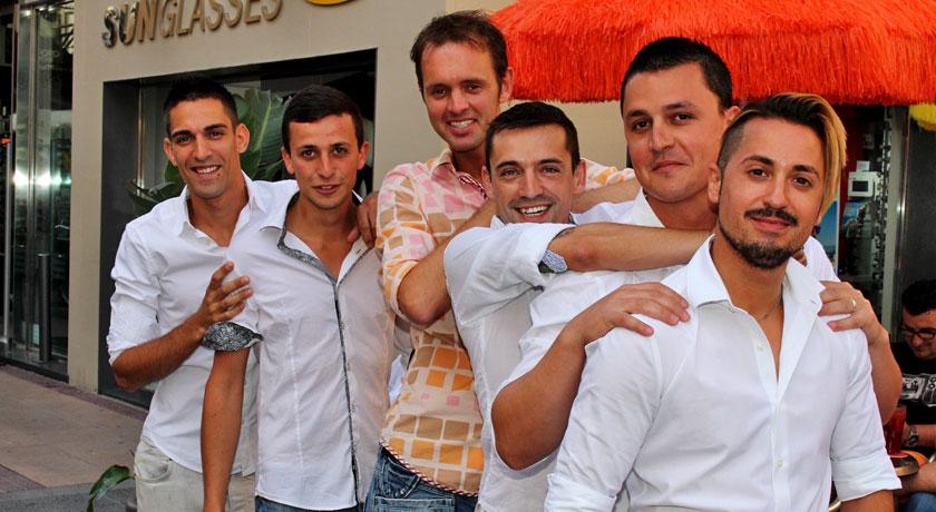 Parrots Pub Sitges