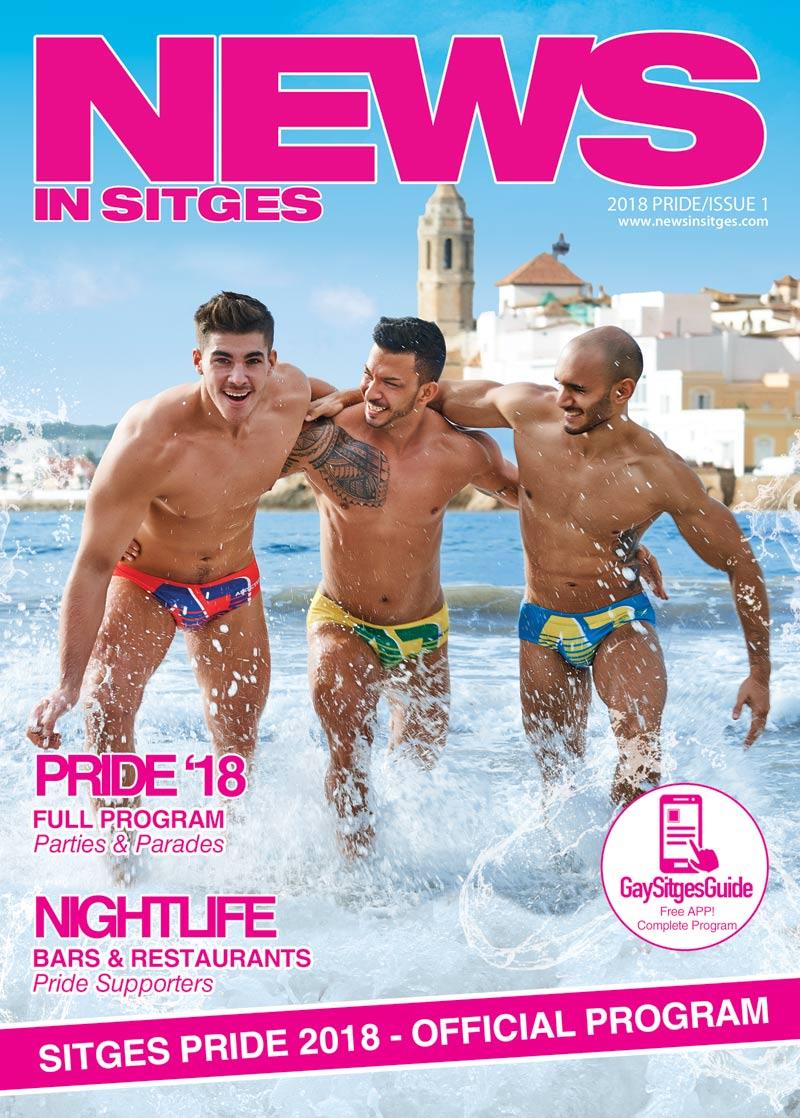 Sitges Pride Program