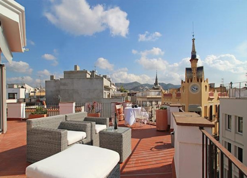 Centro Attic Apartment Sitges