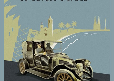 Sitges Car rally